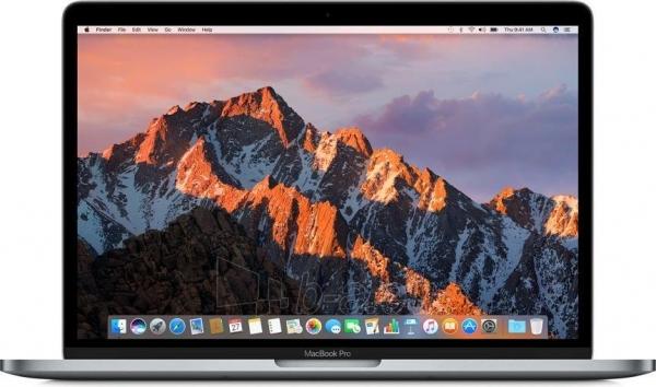Nešiojamas kompiuteris MacBook Pro 13 TB i5 2,3GHz 8GB 512SSD Iris Plus 655 Space Gray Paveikslėlis 1 iš 1 310820187755