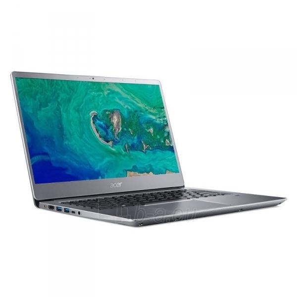 Nešiojamas kompiuteris Swift 3 SF314-54 Silv i5-8250U/14F/8/256/i620/W10H Paveikslėlis 2 iš 4 310820158582