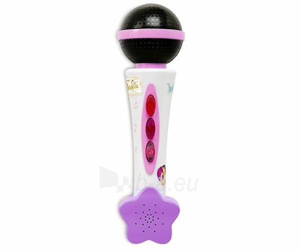 Nešiojamas mikrofonoas | Violetta  | Smoby Paveikslėlis 1 iš 2 250710500216