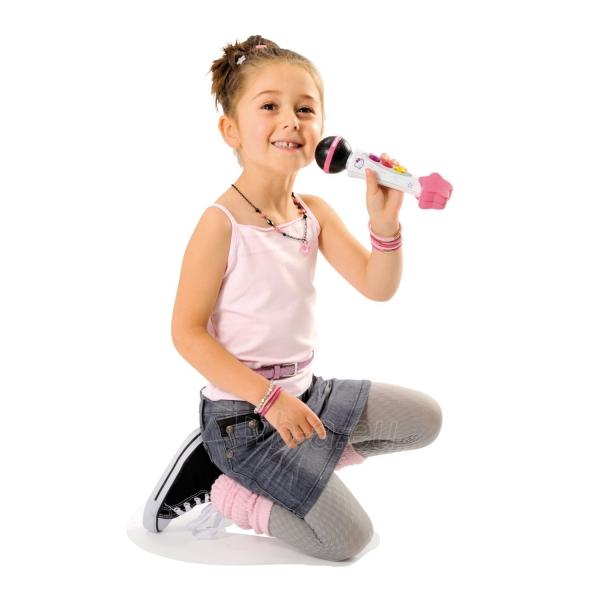 Nešiojamas mikrofonoas | Violetta  | Smoby Paveikslėlis 2 iš 2 250710500216