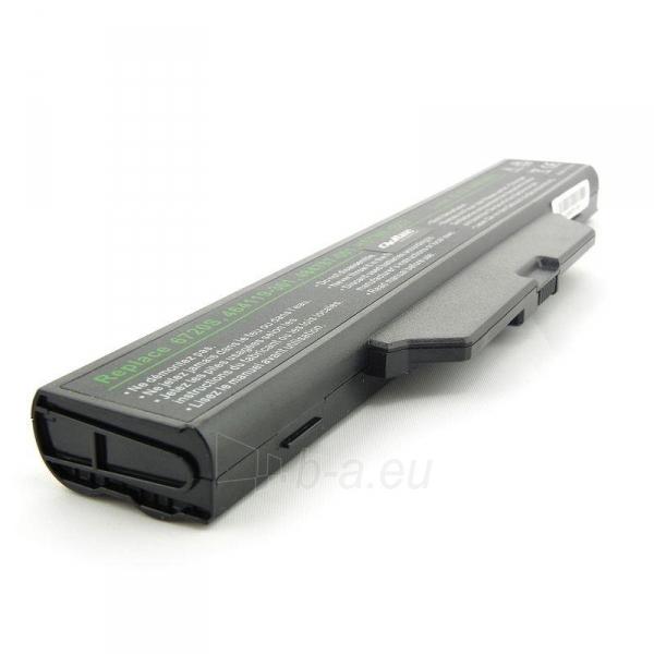 Nešiojamo kompiuterio baterija Qoltec HP 6720 10.8V, 4400mA Paveikslėlis 2 iš 5 310820005298