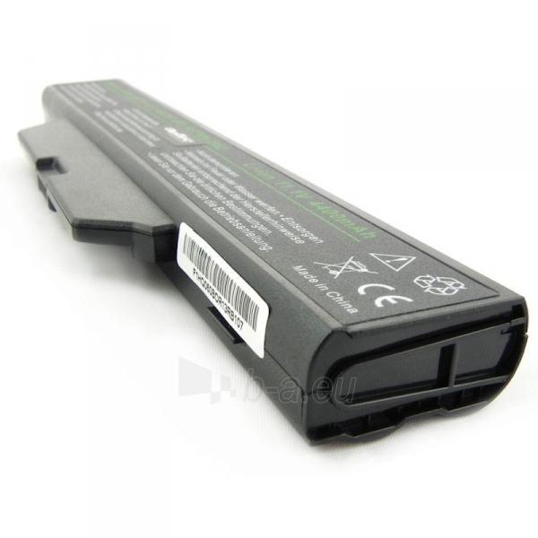 Nešiojamo kompiuterio baterija Qoltec HP 6720 10.8V, 4400mA Paveikslėlis 3 iš 5 310820005298