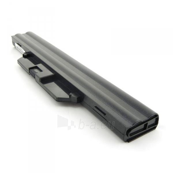 Nešiojamo kompiuterio baterija Qoltec HP 6720 10.8V, 4400mA Paveikslėlis 4 iš 5 310820005298
