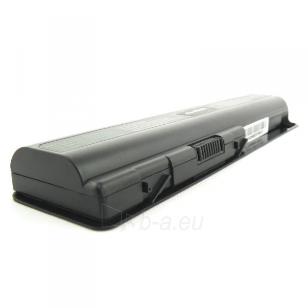 Nešiojamo kompiuterio baterija Qoltec HP CQ40/45, 10.8V, 4400mAh Paveikslėlis 2 iš 5 250254100575