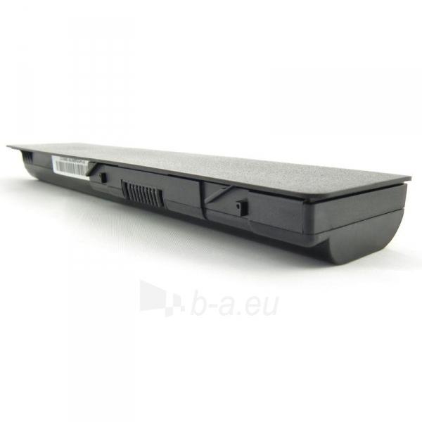 Nešiojamo kompiuterio baterija Qoltec HP CQ40/45, 10.8V, 4400mAh Paveikslėlis 3 iš 5 250254100575