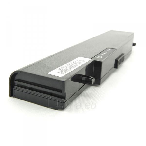 Nešiojamo kompiuterio baterija Qoltec Samsung R425 R428 11.1V, 4400mAh Paveikslėlis 4 iš 5 250254100439