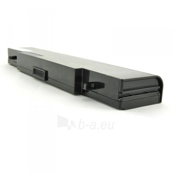 Nešiojamo kompiuterio baterija Qoltec Samsung R580, 11.1 V, 5200mAh Paveikslėlis 2 iš 4 250254100444
