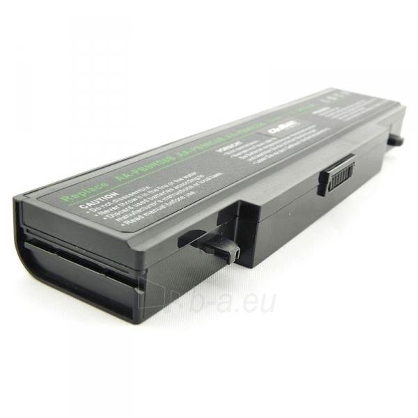 Nešiojamo kompiuterio baterija Qoltec Samsung R580, 11.1 V, 5200mAh Paveikslėlis 3 iš 4 250254100444