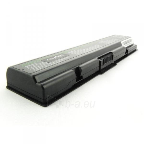 Nešiojamo kompiuterio baterija Qoltec Toshiba A200 A300, 10.8 V, 4400mAh Paveikslėlis 3 iš 4 250254100445