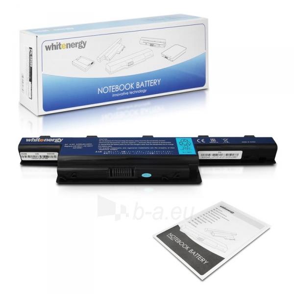 Nešiojamo kompiuterio baterija Whitenergy Acer Aspire 4551 11.1V 4400mAh Paveikslėlis 3 iš 6 310820005315