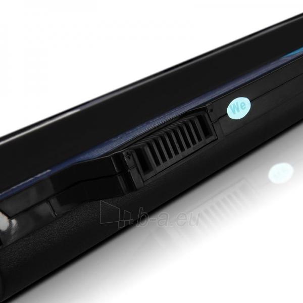 Nešiojamo kompiuterio baterija Whitenergy Acer Aspire 532h 10.8V 4400mAh juoda Paveikslėlis 6 iš 7 250254100460
