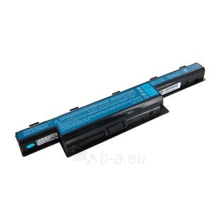 Nešiojamo kompiuterio baterija Whitenergy Acer Aspire 5741 11.1V 5200mAh Paveikslėlis 1 iš 3 250254100758