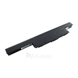 Nešiojamo kompiuterio baterija Whitenergy Acer Aspire 5741 11.1V 5200mAh Paveikslėlis 2 iš 3 250254100758