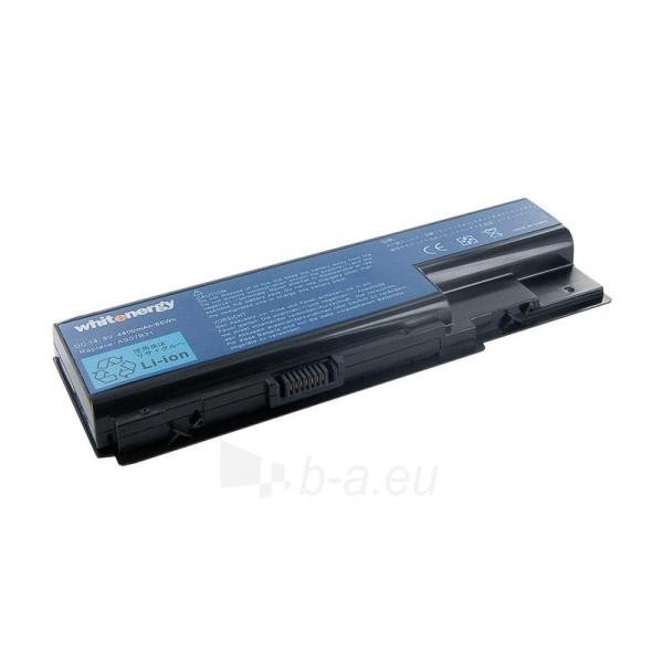 Nešiojamo kompiuterio baterija Whitenergy Acer Aspire 5920 14.8V 4400mAh Paveikslėlis 1 iš 6 250254100463