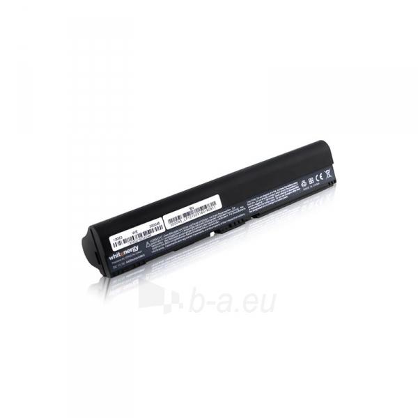Nešiojamo kompiuterio baterija Whitenergy Acer Aspire One 756 11.1V 4400mAh Paveikslėlis 2 iš 8 310820005356