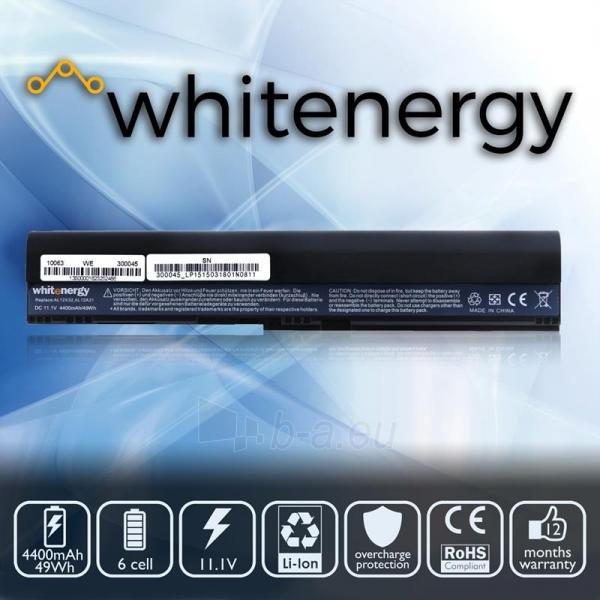 Nešiojamo kompiuterio baterija Whitenergy Acer Aspire One 756 11.1V 4400mAh Paveikslėlis 8 iš 8 310820005356