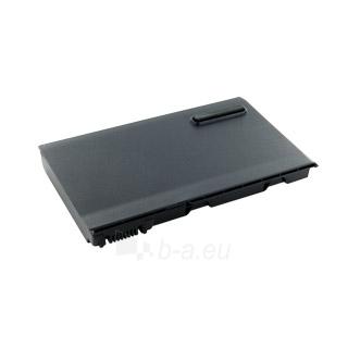Nešiojamo kompiuterio baterija Whitenergy Acer TravelMate 6410 11.1V 4400mAh Paveikslėlis 2 iš 7 250254100472