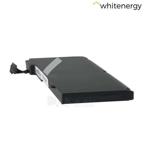 Nešiojamo kompiuterio baterija Whitenergy Apple MacBook A1322 10.8V 5400mAh Paveikslėlis 2 iš 6 310820005386