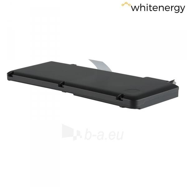 Nešiojamo kompiuterio baterija Whitenergy Apple MacBook A1322 10.8V 5400mAh Paveikslėlis 3 iš 6 310820005386