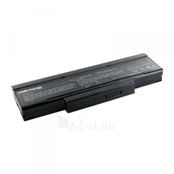 Nešiojamo kompiuterio baterija Whitenergy Asus A32-F3 11.1V 6600mAh Paveikslėlis 1 iš 3 250254100479