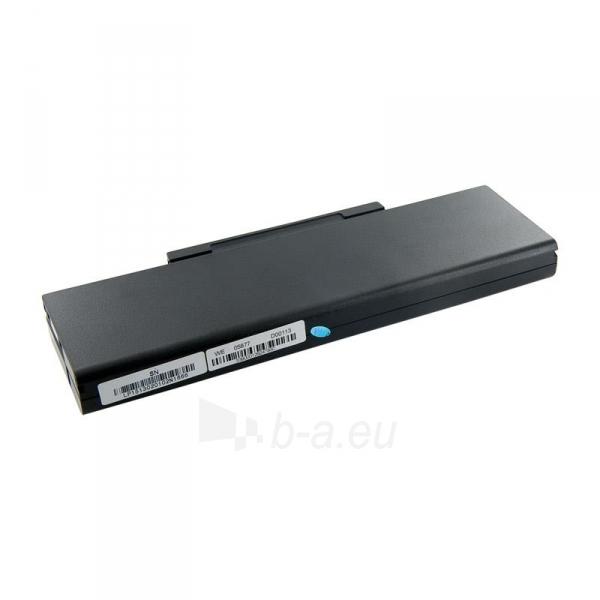 Nešiojamo kompiuterio baterija Whitenergy Asus A32-F3 11.1V 6600mAh Paveikslėlis 3 iš 3 250254100479