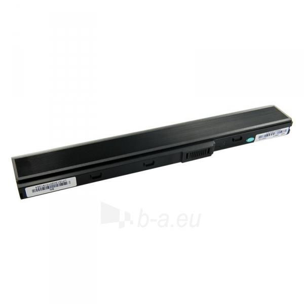 Nešiojamo kompiuterio baterija Whitenergy Asus A32-K52 10.8V 4400mAh Paveikslėlis 2 iš 6 250254100486