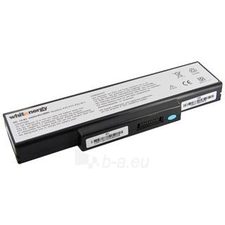 Nešiojamo kompiuterio baterija Whitenergy Asus A32-K72 11.1V 4400mAh juoda Paveikslėlis 1 iš 6 250254100732