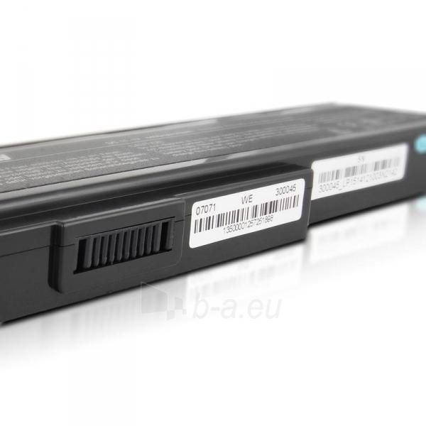 Nešiojamo kompiuterio baterija Whitenergy Asus A32-M50 11.1V 4400mAh Paveikslėlis 5 iš 7 310820005312