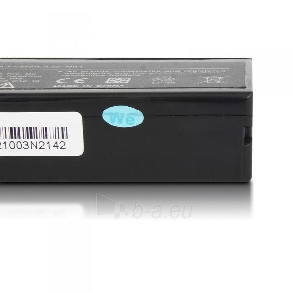 Nešiojamo kompiuterio baterija Whitenergy Asus A32-M50 11.1V 4400mAh Paveikslėlis 6 iš 7 310820005312