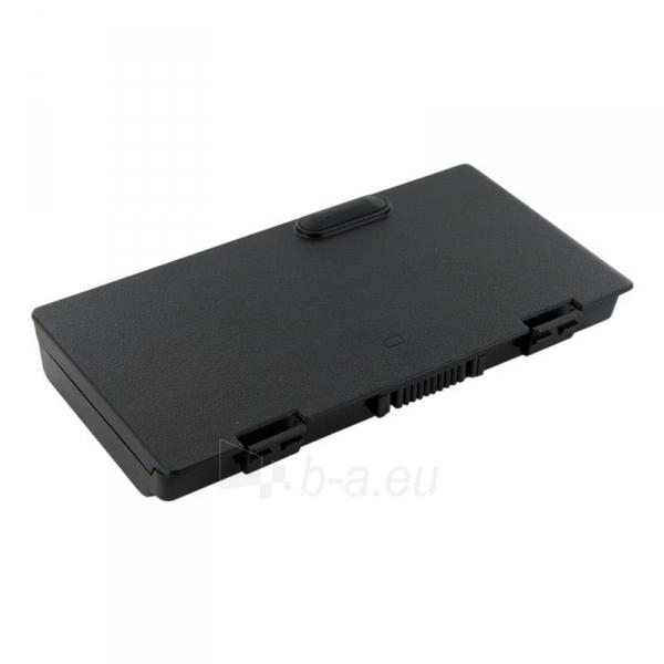 Nešiojamo kompiuterio baterija Whitenergy Asus A32-X51 11.1V 4400mAh Paveikslėlis 2 iš 3 250254100490