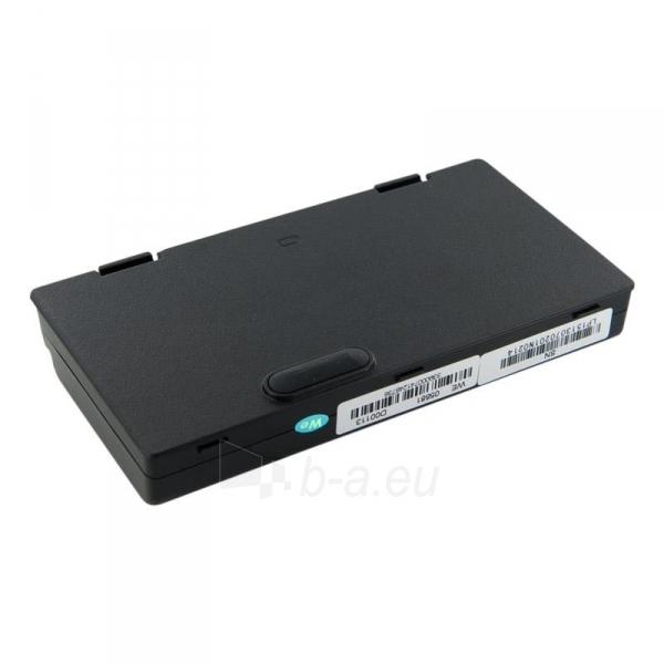 Nešiojamo kompiuterio baterija Whitenergy Asus A32-X51 11.1V 4400mAh Paveikslėlis 3 iš 3 250254100490