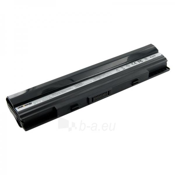 Nešiojamo kompiuterio baterija Whitenergy Asus EEE PC 1201N 11.1V 4400mAh Paveikslėlis 1 iš 3 250254100499