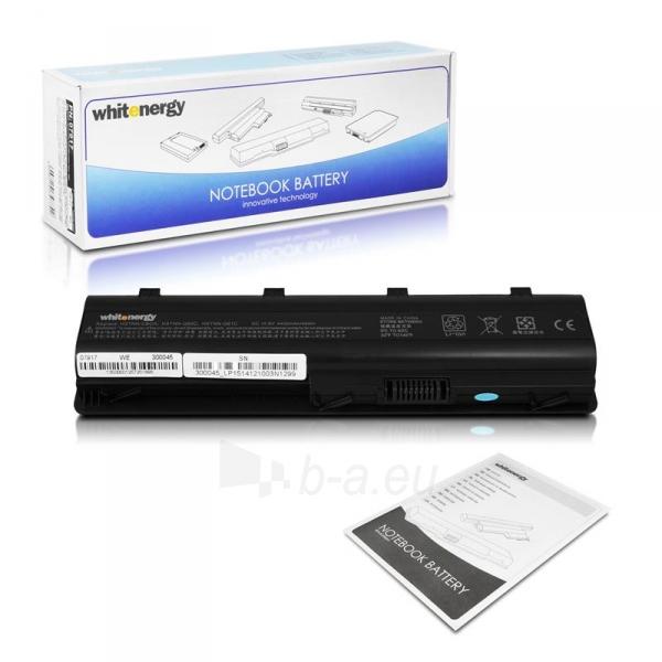 Nešiojamo kompiuterio baterija Whitenergy Compaq Presario CQ42 10.8V 8800mAh Paveikslėlis 3 iš 6 310820005346