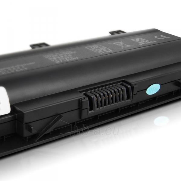 Nešiojamo kompiuterio baterija Whitenergy Compaq Presario CQ42 10.8V 8800mAh Paveikslėlis 6 iš 6 310820005346