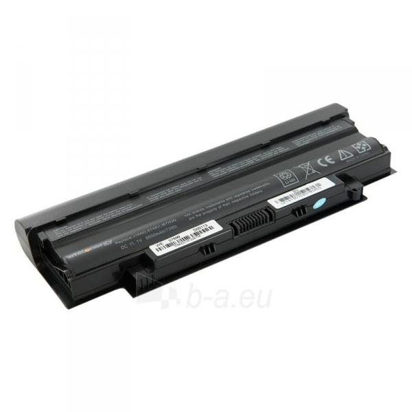 Nešiojamo kompiuterio baterija Whitenergy Dell Inspiron 13R/14R 6600mAh Paveikslėlis 1 iš 3 250254100759