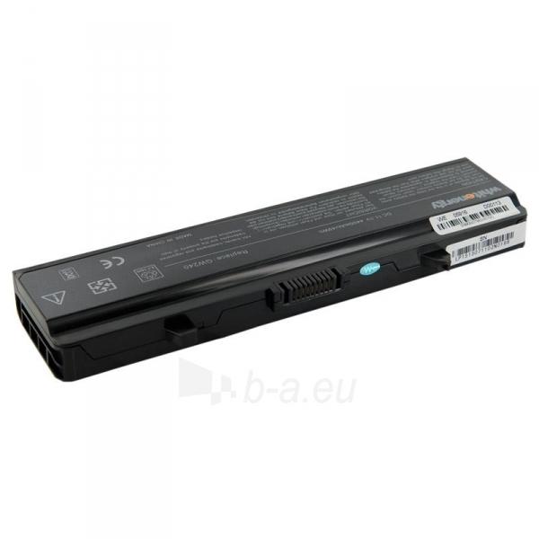 Nešiojamo kompiuterio baterija Whitenergy Dell Inspiron 1525 11.1V 4400mAh Paveikslėlis 1 iš 6 310820005302