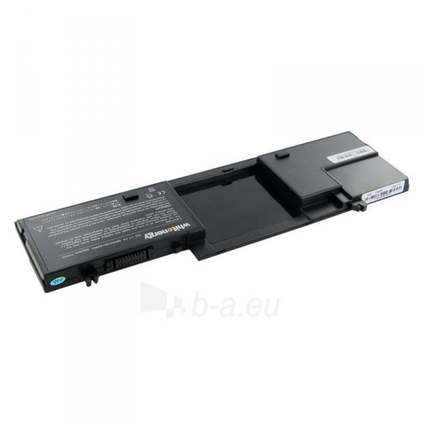Nešiojamo kompiuterio baterija Whitenergy Dell Latitude D420 11.1V 3600mAh Paveikslėlis 1 iš 3 310820005305