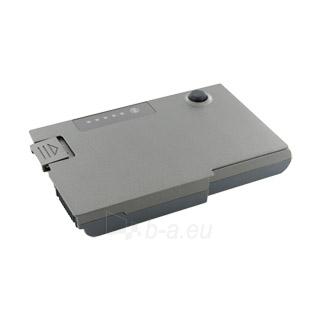 Nešiojamo kompiuterio baterija Whitenergy Dell Latitude D500 11.1V 5200mAh Paveikslėlis 3 iš 3 250254100530