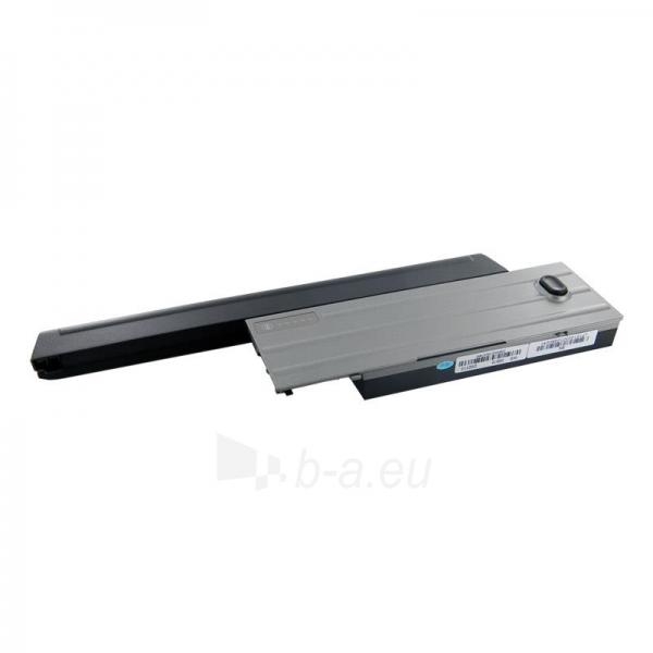 Nešiojamo kompiuterio baterija Whitenergy Dell Latitude D620 11.1V 6600mAh Paveikslėlis 2 iš 3 250254100533