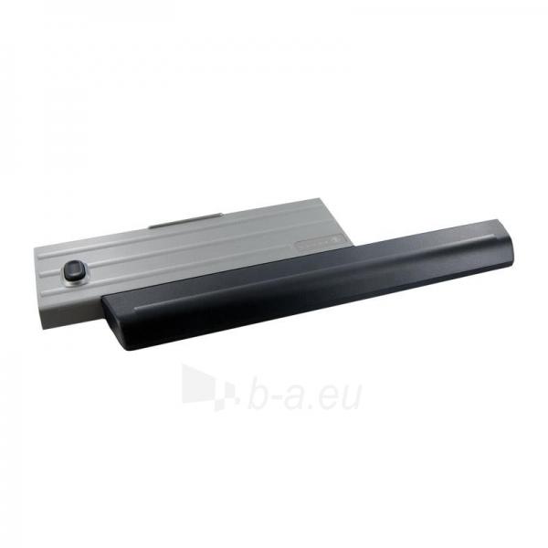 Nešiojamo kompiuterio baterija Whitenergy Dell Latitude D620 11.1V 6600mAh Paveikslėlis 3 iš 3 250254100533