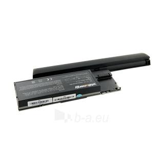 Nešiojamo kompiuterio baterija Whitenergy Dell Latitude D620 11.1V 7800mAh Paveikslėlis 1 iš 3 250254100534