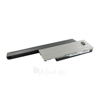 Nešiojamo kompiuterio baterija Whitenergy Dell Latitude D620 11.1V 7800mAh Paveikslėlis 2 iš 3 250254100534