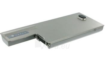 Nešiojamo kompiuterio baterija Whitenergy Dell Latitude D820 11.1V 4400mAh Paveikslėlis 1 iš 8 250254100535