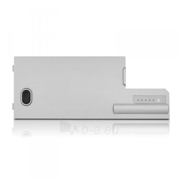 Nešiojamo kompiuterio baterija Whitenergy Dell Latitude D820 11.1V 4400mAh Paveikslėlis 4 iš 8 250254100535
