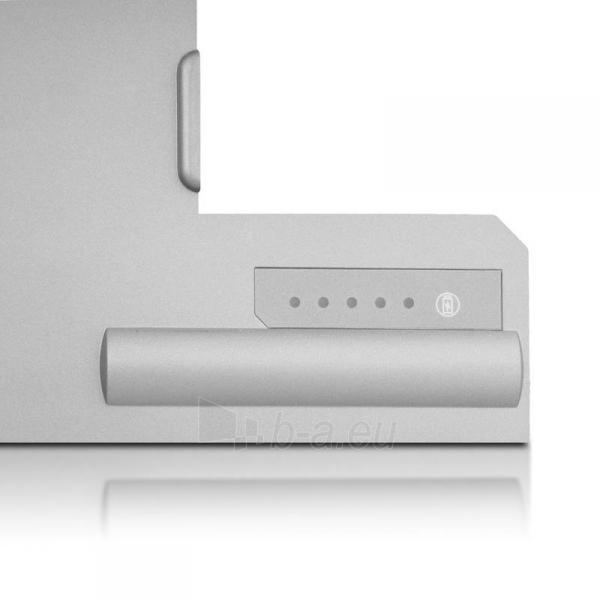 Nešiojamo kompiuterio baterija Whitenergy Dell Latitude D820 11.1V 4400mAh Paveikslėlis 7 iš 8 250254100535