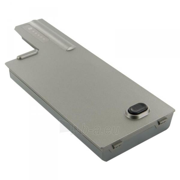 Nešiojamo kompiuterio baterija Whitenergy Dell Latitude D820 11.1V 5200mAh Paveikslėlis 3 iš 8 250254100536