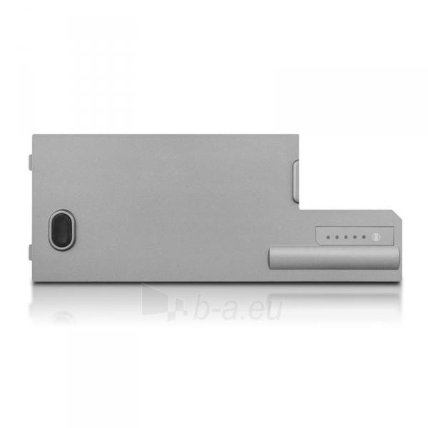 Nešiojamo kompiuterio baterija Whitenergy Dell Latitude D820 11.1V 5200mAh Paveikslėlis 4 iš 8 250254100536