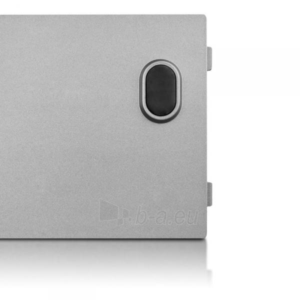 Nešiojamo kompiuterio baterija Whitenergy Dell Latitude D820 11.1V 5200mAh Paveikslėlis 8 iš 8 250254100536