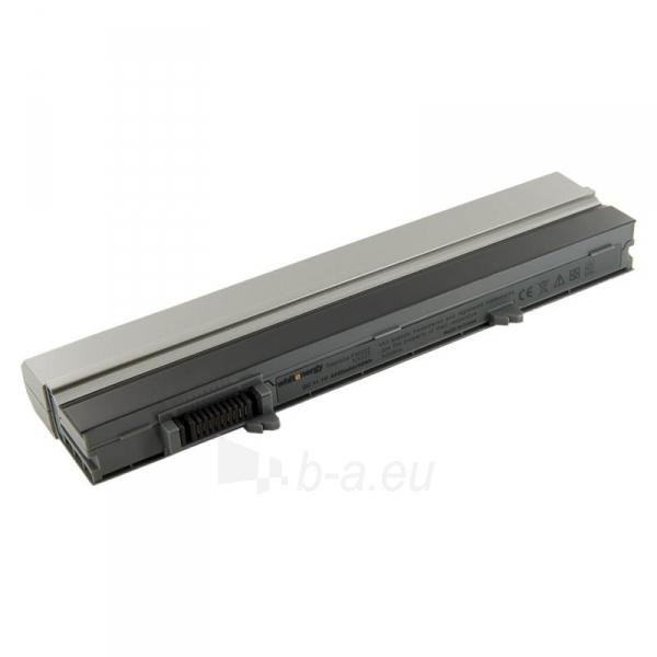 Nešiojamo kompiuterio baterija Whitenergy Dell Latitude E4300 E4310 11.1V 4400 Paveikslėlis 1 iš 7 310820005321