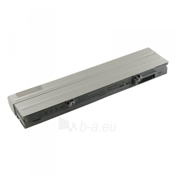 Nešiojamo kompiuterio baterija Whitenergy Dell Latitude E4300 E4310 11.1V 4400 Paveikslėlis 2 iš 7 310820005321